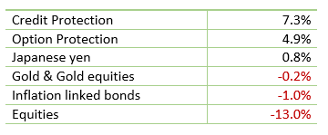 ruffer investment company performance sharepad ii