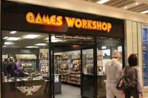 games workshop image